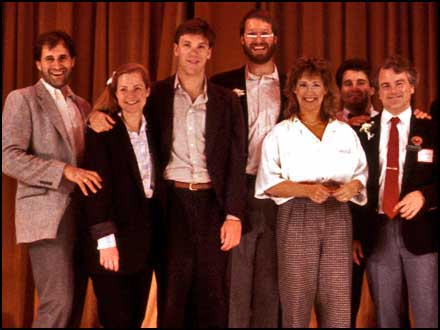 Second City Part at CES, 1987