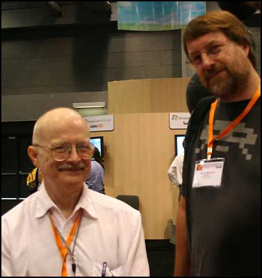 Steve and Vernor Vinge